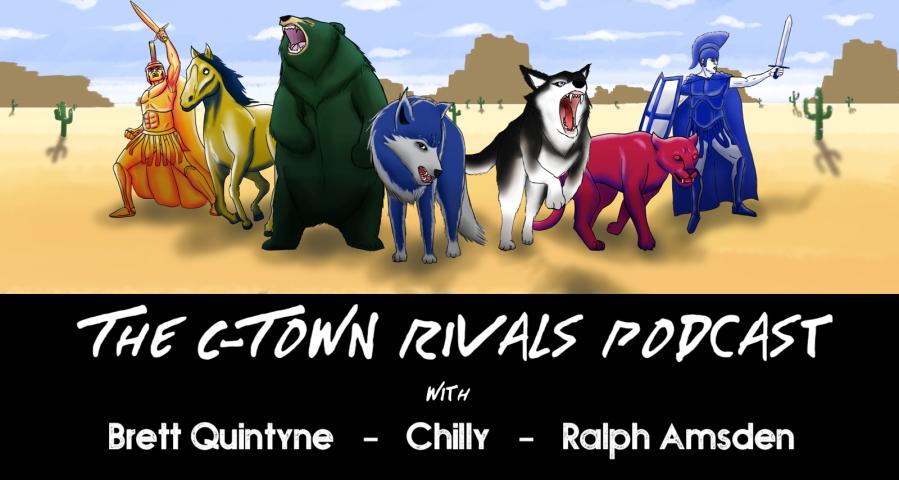 C-Town Podcast Art